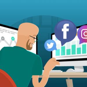 Gestion de redes, redes sociales, facebook, instagram, canva, plantillas gratis, descargar