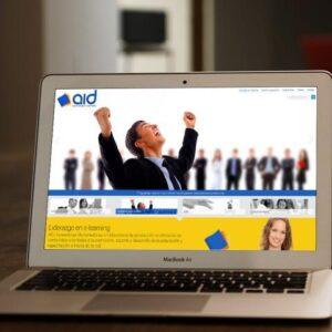 pagina web corporativa, informativa, precio, promocion, descuento, web, sitio, en linea,