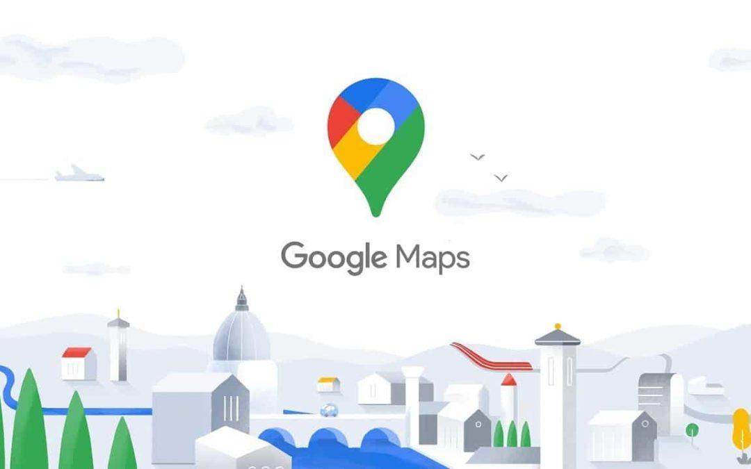 GOOGLE MAPS PRESENTA SU NUEVA IDENTIDAD Y LOGOTIPO