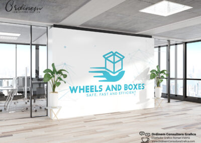 Wheels And boxes